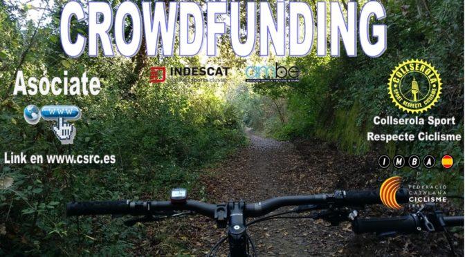 el crowdfunding ya está en marcha.  Haz aquí tu aportación.